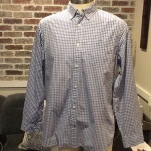 GAP men's long sleeve button down shirt